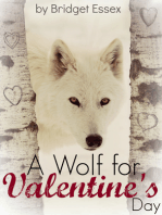 A Wolf for Valentine's Day
