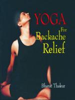 Yoga for Backache Relief