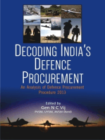 Decoding India's Defence Procurement