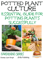 Potted Plant Culture
