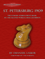 The International Chess Congress St. Petersburg 1909