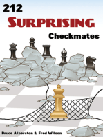 212 Surprising Checkmates