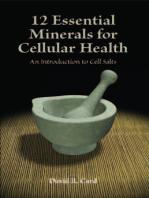 12 Essential Minerals