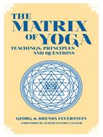 The Martix of Yoga