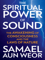 Spiritual Power of Sound