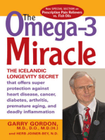 The OMEGA-3 Miracle