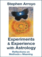 Experiments & Experience with Astrology