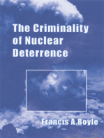 The Criminality of Nuclear Deterrence