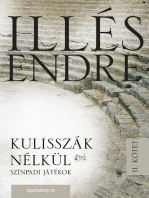 Kulisszák nélkül II. kötet