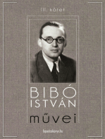 Bibó István művei III. kötet