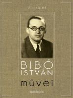 Bibó István művei VII. kötet
