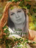 Júlia vándorévei