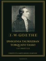 Iphigenia Tauriszban - Torquato Tasso