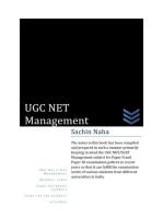Ugc Management