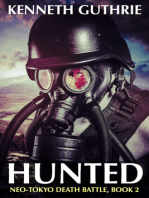 Hunted (Neo-Tokyo Death Battle, Book 2)