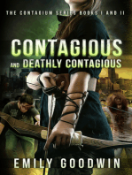 Contagious and Deathly Contagious (The Contagium Series Book 1 and Book 2)
