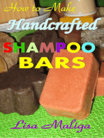How to Make Handmade Shampoo Bars