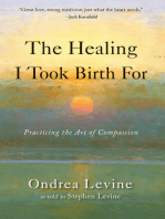 The Healing I Took Birth For