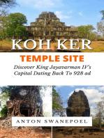 Koh Ker Temple Site
