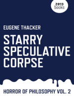 Starry Speculative Corpse