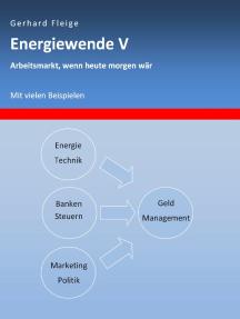 Energiewende V: Arbeitsmarkt, wenn heute morgen wär