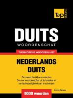 Thematische woordenschat Nederlands-Duits