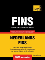 Thematische woordenschat Nederlands-Fins