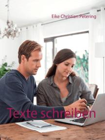 Texte schreiben: 50 Vorlagen von der Textagentur etexter