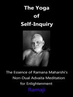 The Yoga of Self-Inquiry