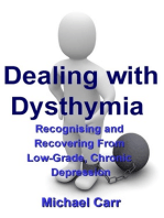 Dealing with Dysthymia