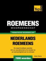 Thematische woordenschat Nederlands-Roemeens