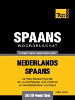 Thematische woordenschat Nederlands-Spaans