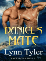 Daniel's Mate (Pack Mates, #6)