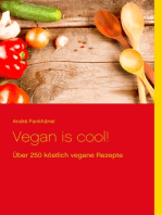 Vegan is cool!