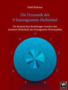 Die Dynamik der 9 Enneagramm-Heilmittel: Die dynamischen Beziehungen zwischen den einzelnen Heilmitteln der Enneagramm-Homöopathie