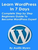 Learn WordPress In 7 Days