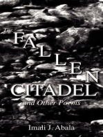 A Fallen Citadel and Other Poems