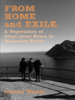 From Home and Exile: A Negotiation of Ideas about Home in Malawian Poetry