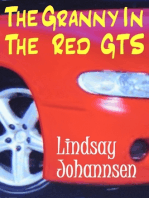 The Granny In The Red GTS
