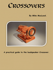 Crossovers: with free spreadsheet and workbook.