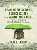 Loan Modifications, Foreclosures and Saving Your Home