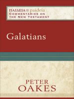 Galatians (Paideia: Commentaries on the New Testament)