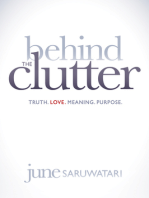 Behind the Clutter