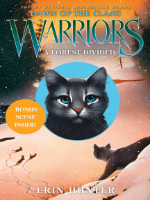 A Forest Divided: Warriors: Dawn of the Clans #5