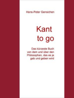 Kant to go