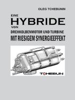 Eine Hybride von Drehkolbenmotor und Turbine mit riesigem Synergieeffekt