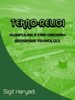 Tekno Religi Kumpulan Syair Dakwah Berbasis Teknologi