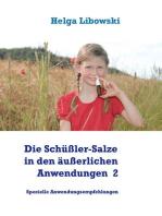 Die Schüßler-Salze in den äußerlichen Anwendungen 2