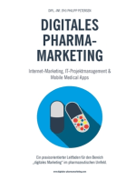 Digitales Pharmamarketing - Internet-Marketing, IT-Projektmanagement & Mobile Medical Apps