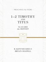 1–2 Timothy and Titus (ESV Edition)